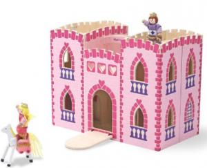 melissa and doug princess castle