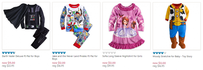 6d6f2d2719 Disney Store Sleepwear Sale!  12 PJ Pals   Nightgowns! Also  1 ...