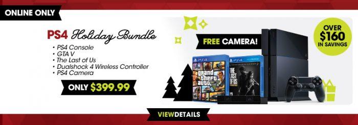 ps4 gamestop holiday bundle