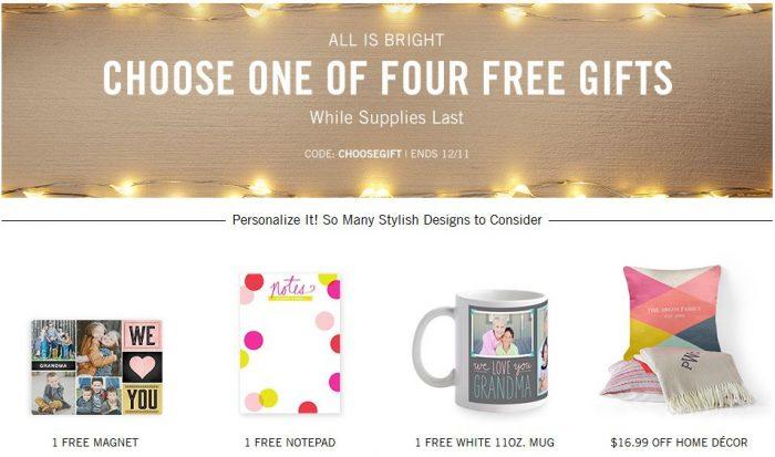 tiny prints 4 free gifts