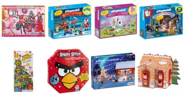 toy advent calendars