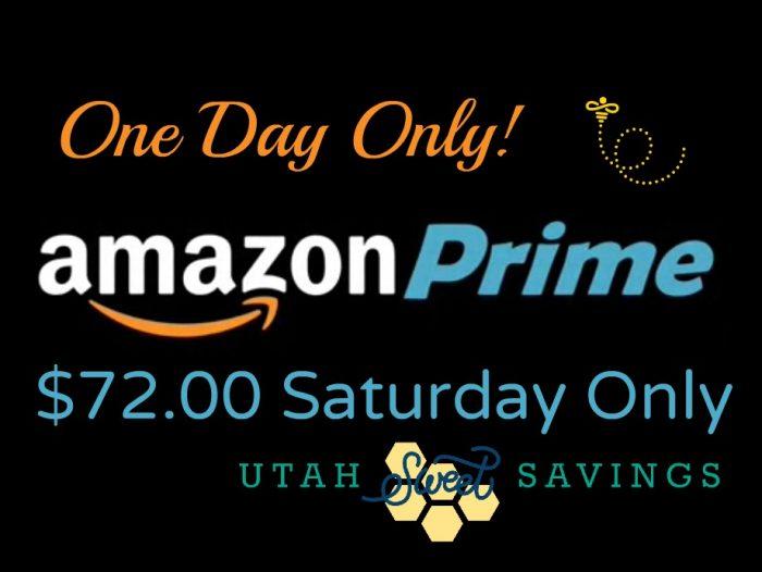 Amazon Prime Deal 72