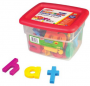 Educational Insights Jumbo Lowercase Alphamagnets (Set Of 42)