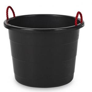 Essential Home 17-Gallon Rope Handle Tub