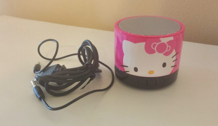Hello Kitty Speaker Review