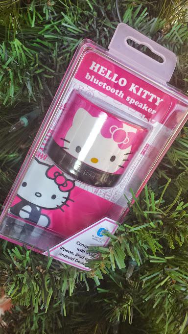 Hello Kitty Speaker Tree