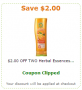 Herbal Essences Shampoo & Conditioner $2 coupon