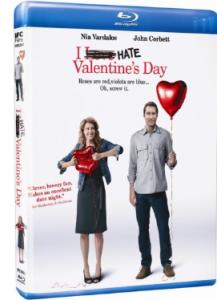 I hate valentines day blueray