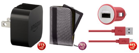 Kindle E-Reader and Fire Tablet Accessories