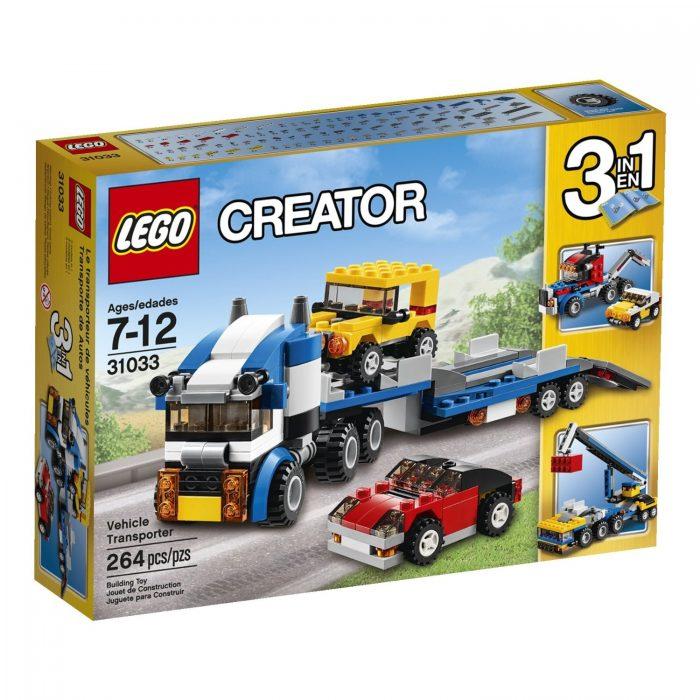 Lego Creator Transporter