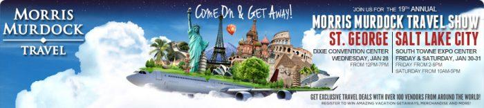 Morris Murdock Travel Show