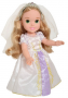 My First Disney Princess Rapunzel's Wedding Dress Up