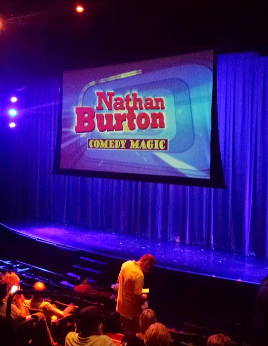 Nathan Burton Stage