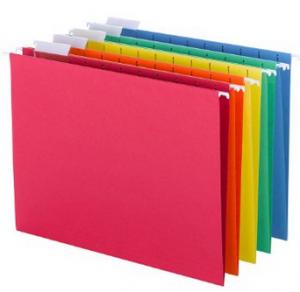 Smead Hanging File Folders, 1 5-Cut Tab, Letter Size