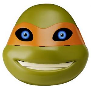 Teenage Mutant Ninja Turtles Michelangelo Electronic Mask
