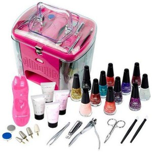 The Color Work Personal Manicurist Incredible Nails Kit 30 Pc