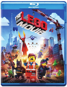 The LEGO Movie on Blu-ray