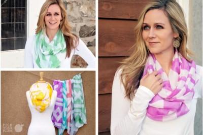 aztec infinity scarf