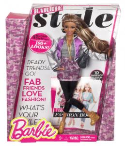 barbie style nikki