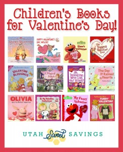 childrens books for valentines day