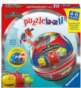 chuggington puzzel ball