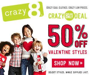 crazy 8 valentines