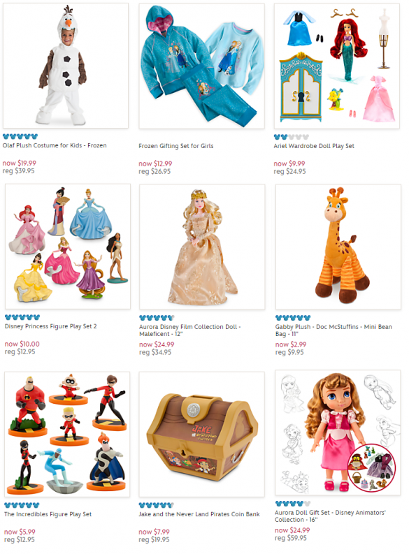 disneystore twice upon a year sale items 2