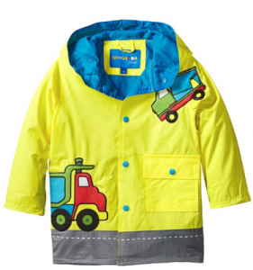 dump truck rain coat