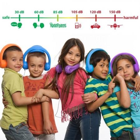 foam headphones for kids
