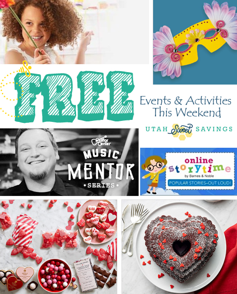 free events and activities this weekend