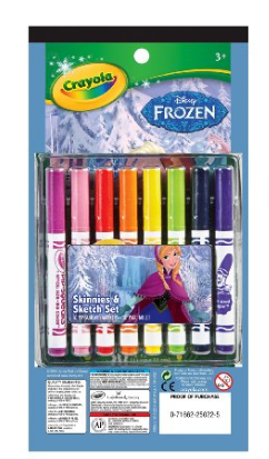 frozen markers