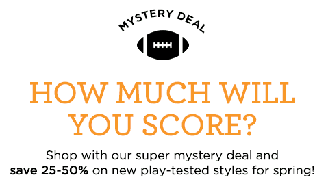 gymboree mystery savings