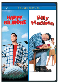 happy gilmore and billy madison