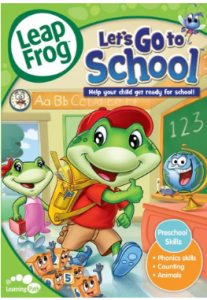 leap frog lets go to school