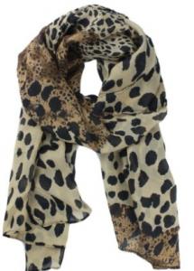 lepard scarf