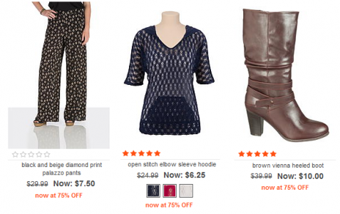maurices clearance sale