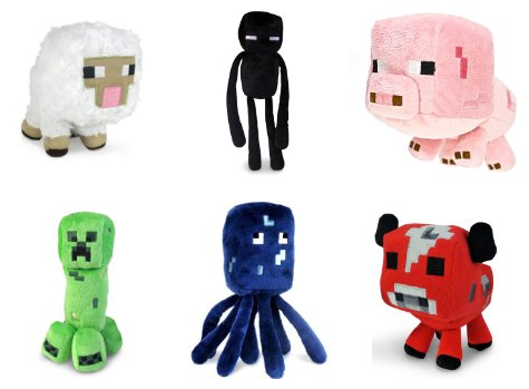 Minecraft Plush Toys uk Minecraft Plush Toys as Low as