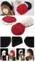 slouchy knit berets
