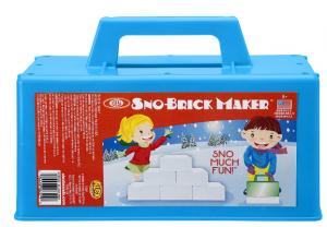 snow brick