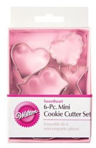 valentine cookie cutters