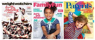 weight watchers magazine deal family fun magazine deal parents magazine deal