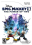 wii mickey epic