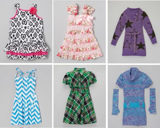 zulily $10 dress sale
