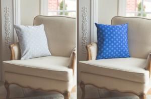 Dandelion 18 x 18 Pillow Covers - 4 Colors!