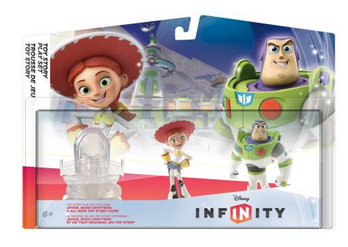 Disney INFINITY Toy Story Play Set Pack
