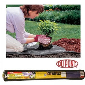 DuPont Weed Free Fabric With Built In Fertilizer