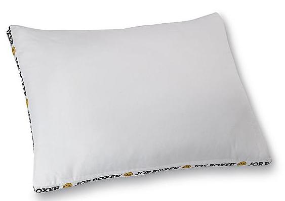 Joe Boxer Sweet Dreamer Ultra-Plush Standard Bed Pillow