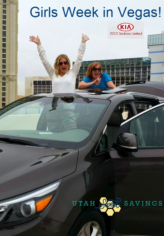 Kia Girls Week in Vegas