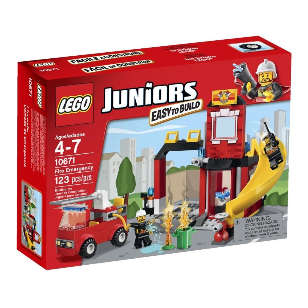 Lego Juniors Fire