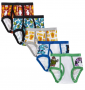 Little Boys' Monster University 5 Pack Brief